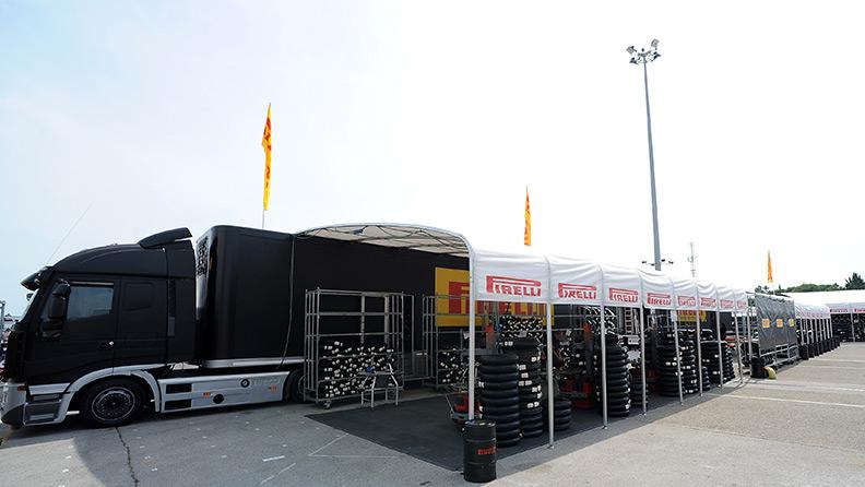 """French Round – Il """"Circuit de Nevers"""" a Magny Cours dal punto di vista degli pneumatici"""
