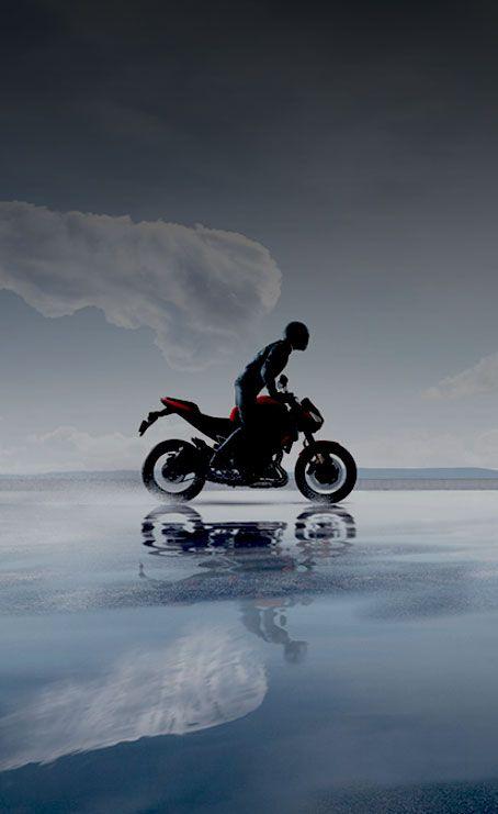 Pneus de moto