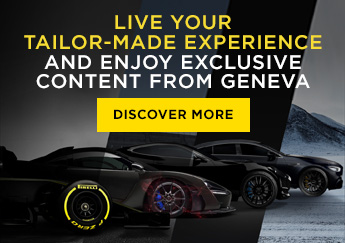 Live your tailor-made experience and enjoy exclusive content from Geneva