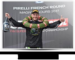 Jonathan Rea Campione del Mondo FIM Superbike 2017