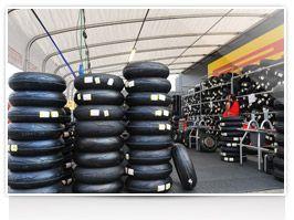 Pirelli Working area