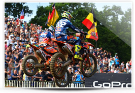 Jeffrey Herlings & Antonio Cairoli