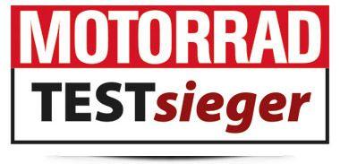 Logo Motorrad TESTsieger