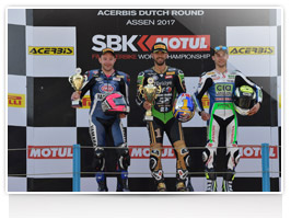 WorldSSP Podium