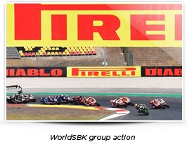WorldSBK group action